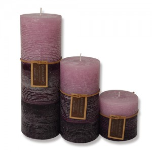 China New Product Floating Flowers Candle -