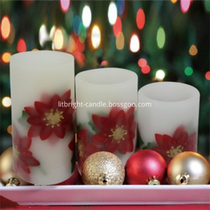 Personlized Products Led Tea Light Candle Non-Flicker -