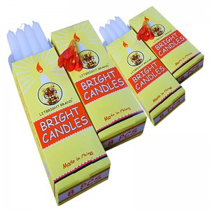Big Discount Candle For Senegal -