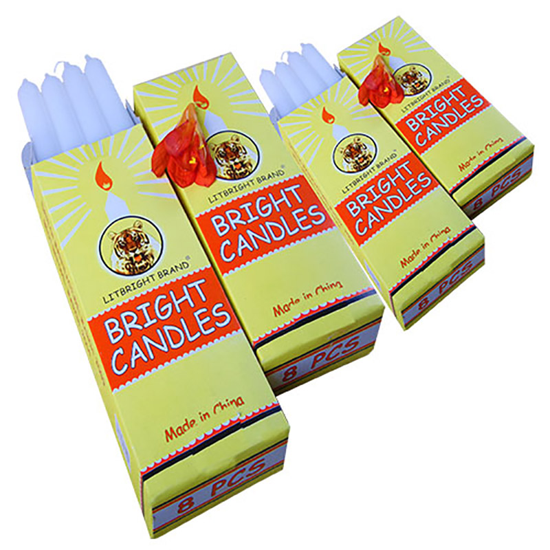 Religious Shongwe chena Candle Featured Image