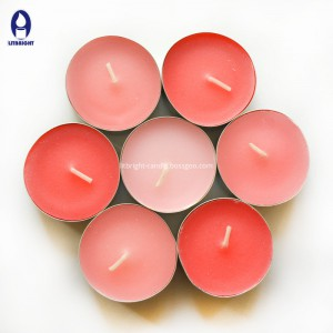Factory Supply South Africa White Fluted Candle -